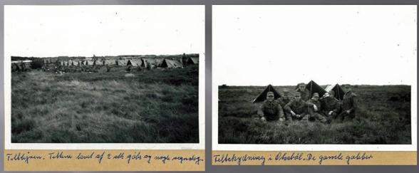 Oksbøl teltlejr2