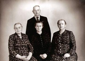 Vårst de 4 søskende
