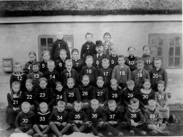 Vårst skole 1892-1