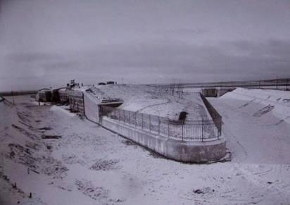 Fortet ved kommadohejsningen 1892