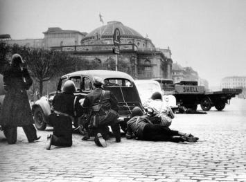 5 maj 1945 Kongens Nytorv