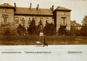 Forsøgslaboratorium