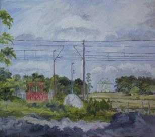 Trepilelågen - Lyngbymaleren