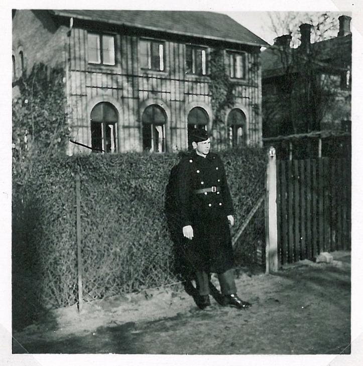 Aage Holm brandmand