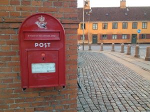 Postkasse Asta