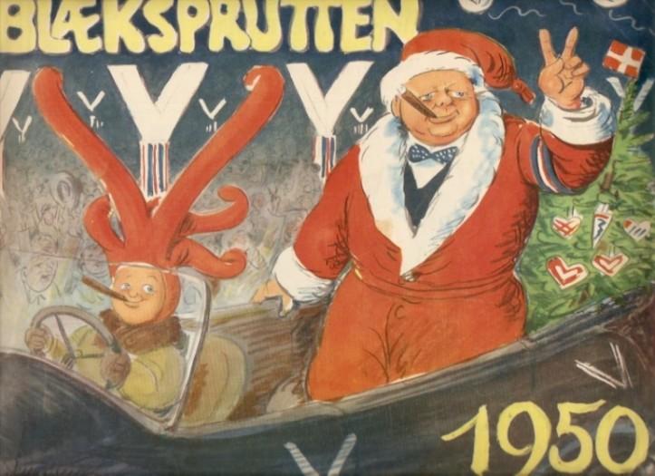 Blæksprutten 1950