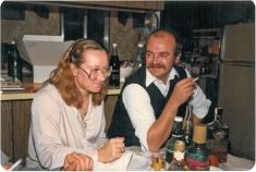 Christine og Willem