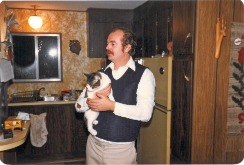 Willem med Mitchy