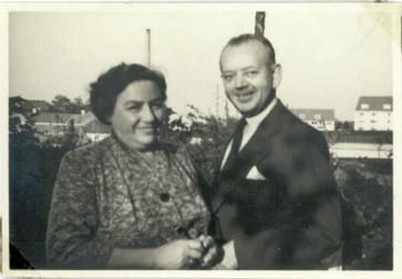 Gudrun og Holger Hansen