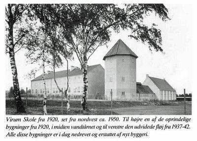 Virum Skole 1950