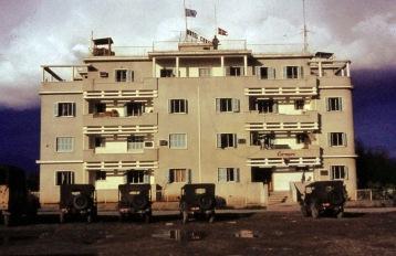 Hotel Cornaro D-Coys hovedkvarter