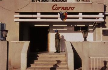 Hotel Cornaro - D-Coys hovedkvarter