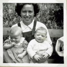 Ruth og tvillinger i Holbæk