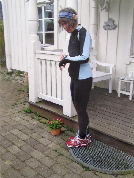 Parat til en træningstur