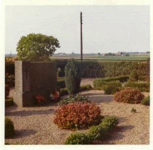 Ane og Ludvigs gravsted