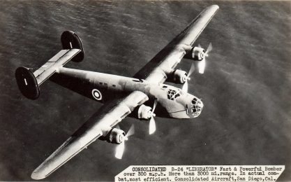 B-24_LIBERATOR_BOMBER_RAF