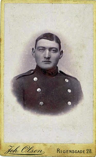 Bedstefar som soldat