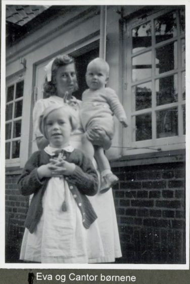 Eva og Cantor børnene
