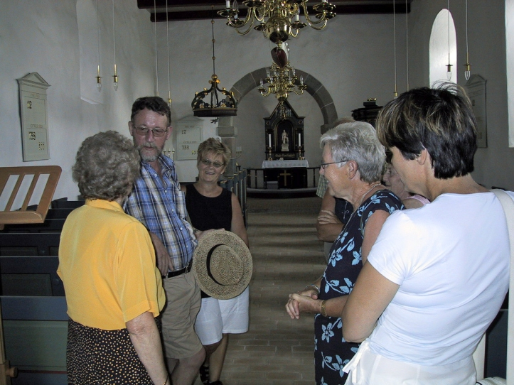 Fætter-kusiner i Gislum kirke