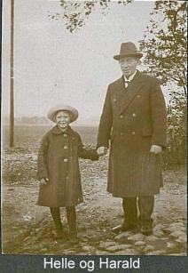 Helle og Harald, Måreskov