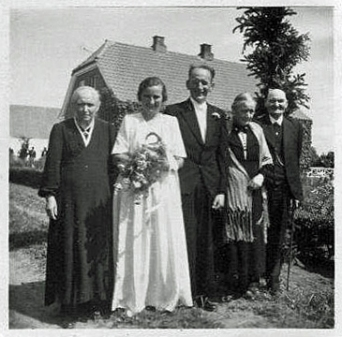 Farbror Henrys bryllup