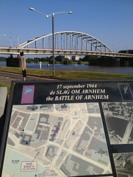 "Arnhem - ""A Bridge too Far"""