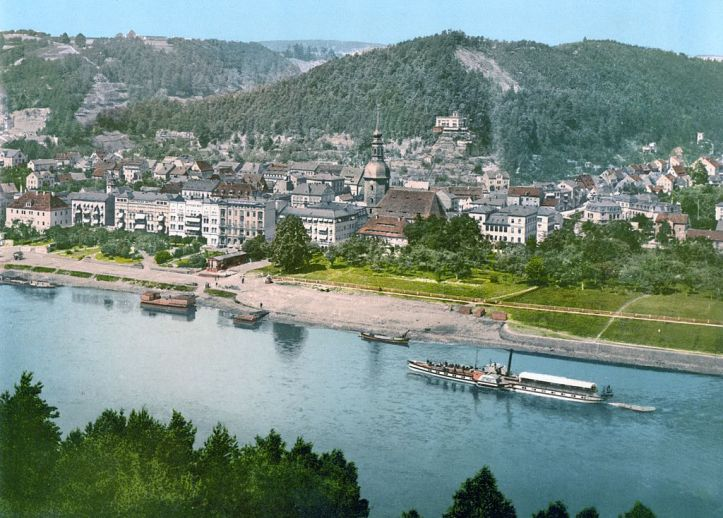 Bad_Schandau_around_1900