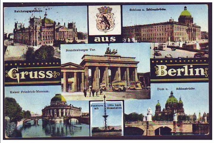 Berlin fra nettet