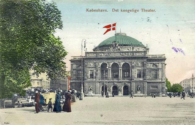 Det kgl Teater