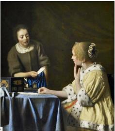 Frick Vermeer 26