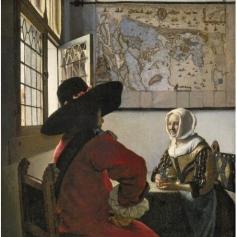 Frick Vermeer 7