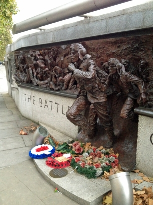 "Memorial - ""Battle of Britain"""