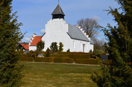Laastrup church