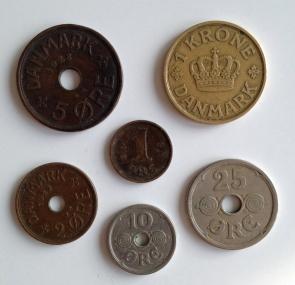 Mønter fra 20erne2