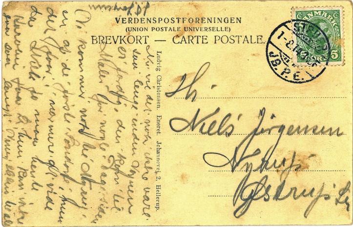 Nyrup 1914