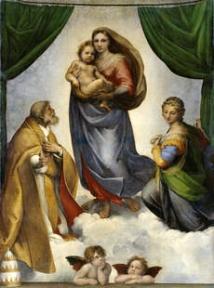 Madonna - Rafael