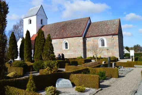 Sønder Onsild church