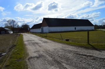 A farm house in Ulstrup