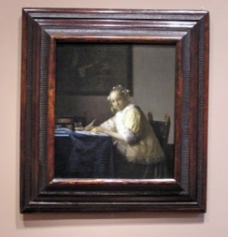 A Lady Writing (19)