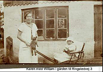 William med Karen Ringstedvej 3