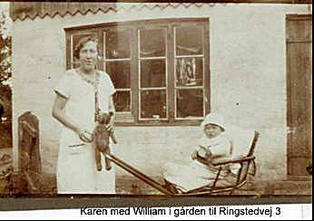 William med Karen Ringstedvej 3