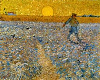Van Gogh - Såmanden