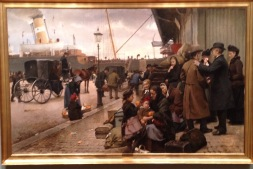 Painting at AROS Aarhus