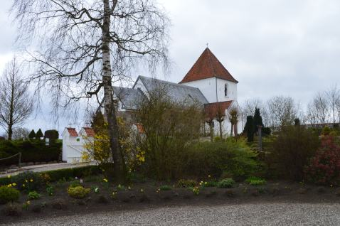 Gl. Ullits kirke - Old Ullits church