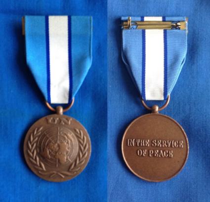 Cypern medalje