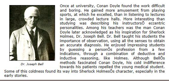 Dr Joseph Bell-1