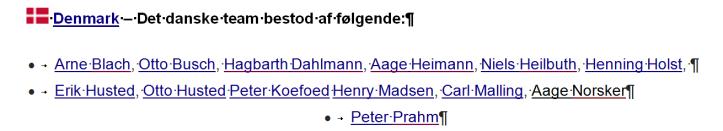 Det Danske Team