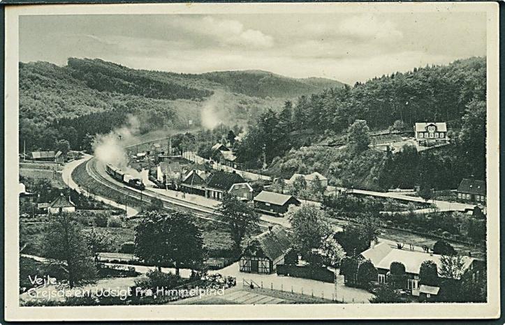 denmark-tog-ved-stationen-i-grejsdalen