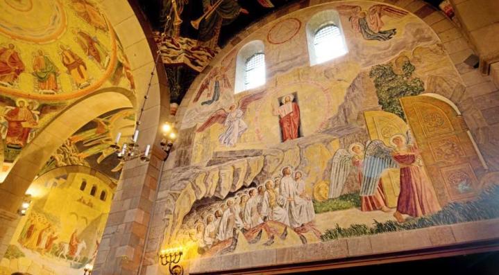 domkirken-kalkmalerier