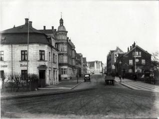 Jernbanegade